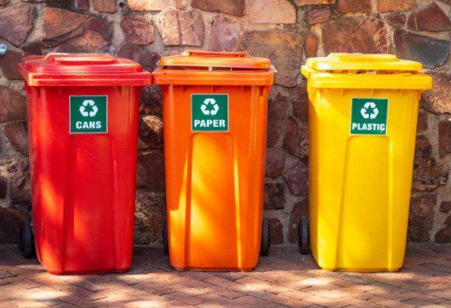 На пересечении Липчанского и Рождественской проведут акцию по раздельному сбору отходов
