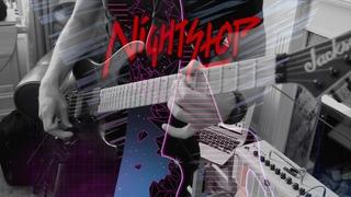 NightStop - Streetwalker (Guitar Improv)