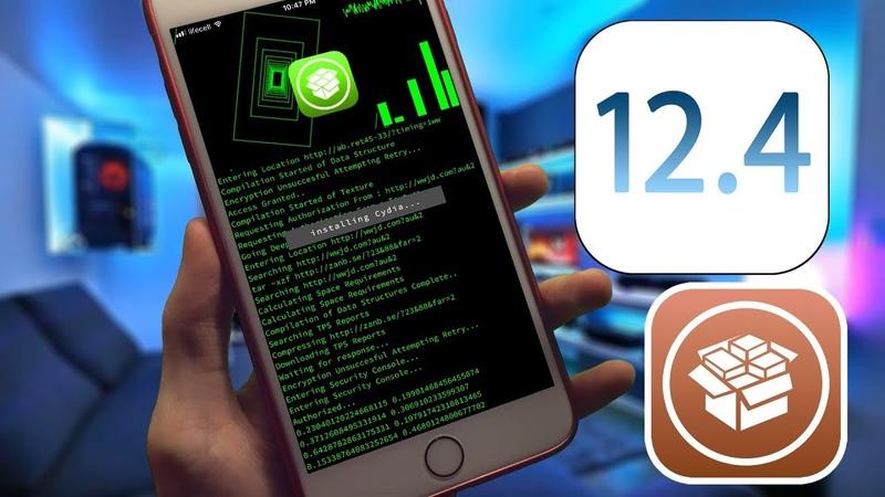 [LiberiOS v12.4] iOS 12.4 - 12.3.1 - 13 beta 6 New Jailbreak ToolKit!