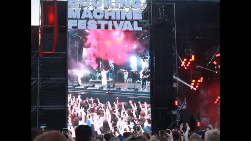 Loqiemean - Стая🤘🏻 Booking Machine festival 2019🔥