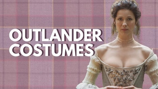 Outlander Costumes Part III - B (Claire Randall Fraser)
