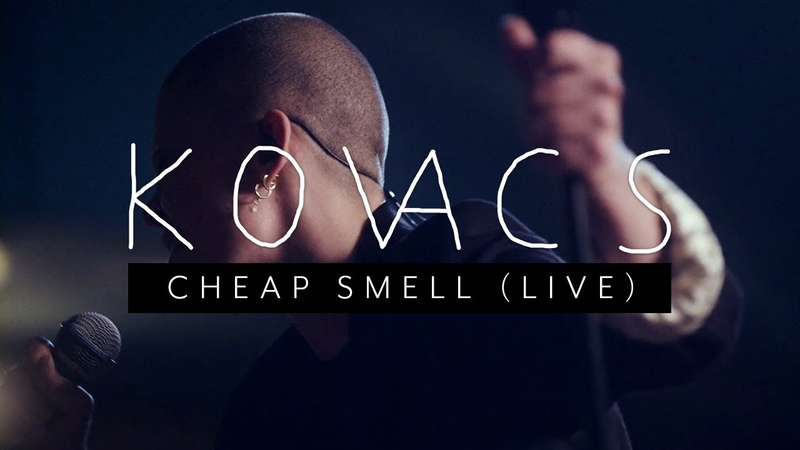 Kovacs - Cheap Smell (Live at Wisseloord)