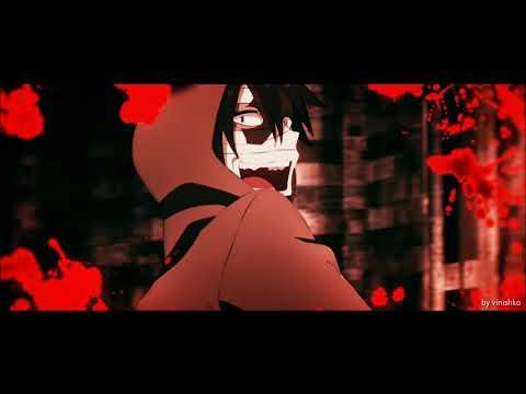 Аниме клип Егор Крид демон в голове мне даёт покоя