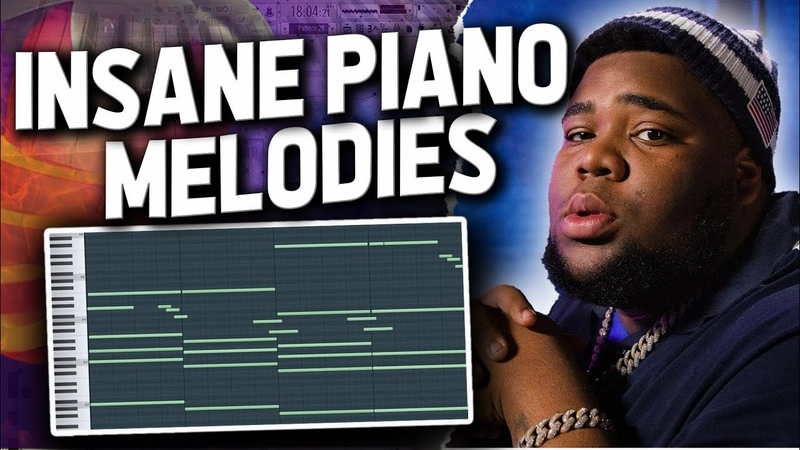 Emotional Piano Beats For Rod Wave | FL Studio 20 Tutorial