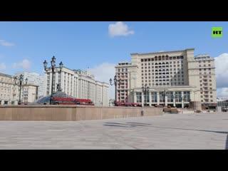 Самоизоляция в Москве: как выглядит столица после введения ограничений из-за коронавируса | день 14