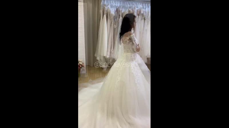 Свадебное платье Кара