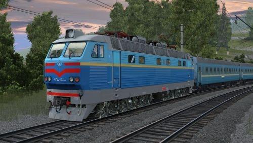 TRS: ЧС4 КВР - 044