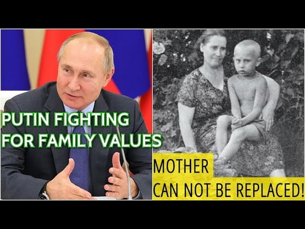 BREAKING Putin The Word Mother Should Never Be Replaced With Parent Number One In Russia