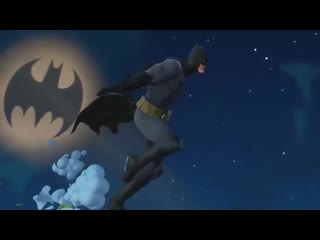Batman x naruto!