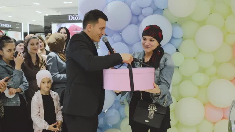 День рождения Визаж Каспийск