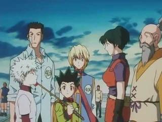 Что такое спайс?   Аниме Хантер Х Хантер   Anime Hunter X Hunter   Охотник X Охотник   1999 год
