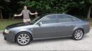 Audi - RS6 обзор тест драйв