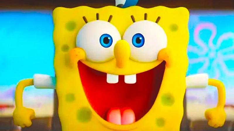Губка Боб Квадратные Штаны 1 мультик игра для детей Детский летсплей на СПТВ Sponge Bob Nintendo