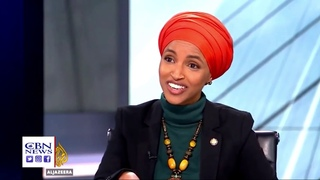 Ilhan Omar: We Should Be 'More Fearful of White Men'