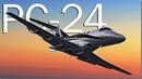 Pilatus PC-24 - швейцарский реактивный универсал