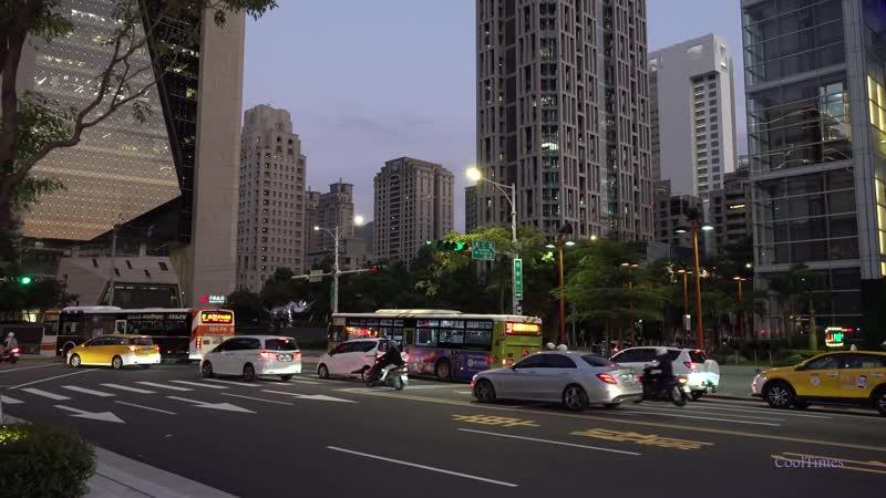 Прогулка по Тайбэю - столица Тайваня