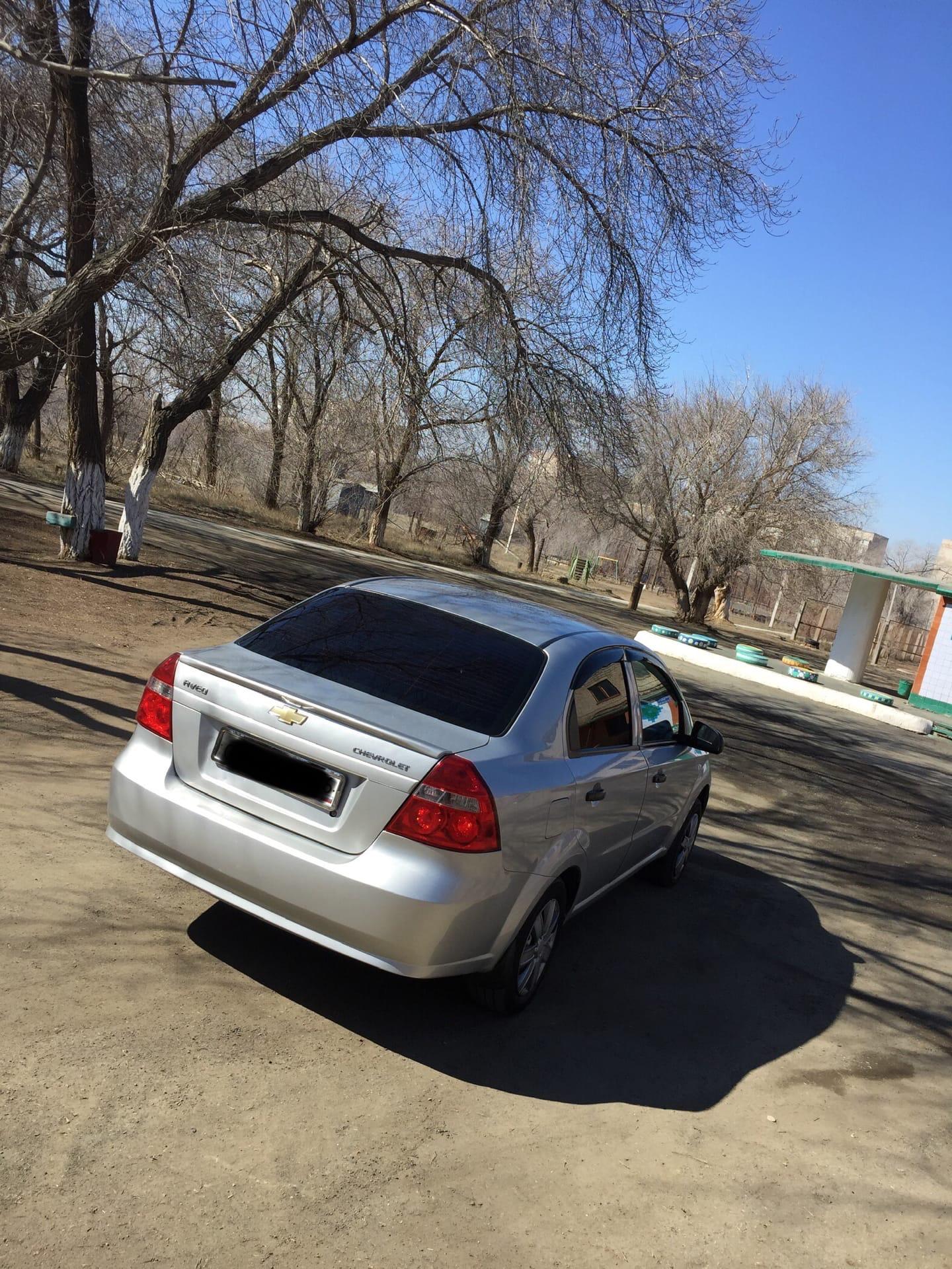Купить  Chevrolet Aveo 2008 год  В хорошем   Объявления Орска и Новотроицка №3446