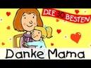 Danke Mama Muttertagslied Kinderlieder zum Mitsingen Kinderlieder