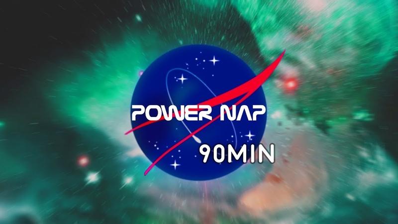 The NASA Powernap 90 Mins Boost Focus Performance 3D Binaural Brainwaves