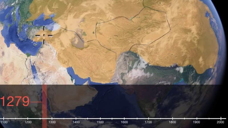 Монгольская империя   Средневековье   Мировая История (9 видео)