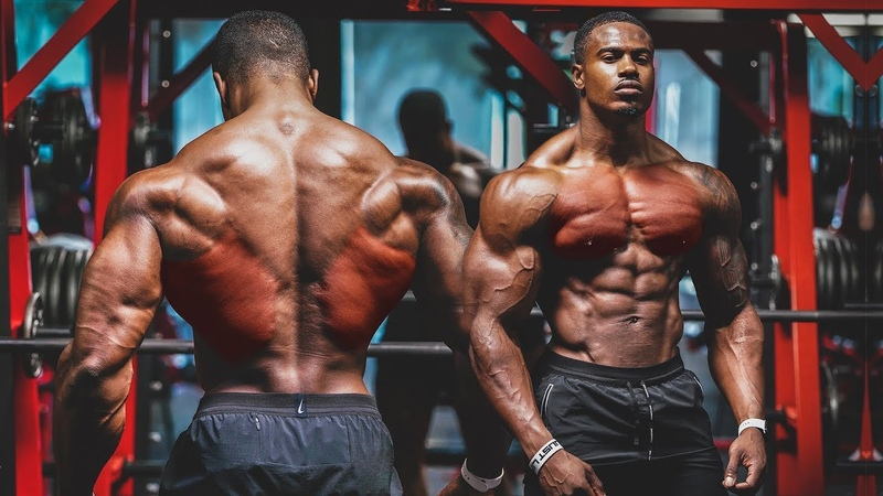 THE 5 BEST SUPERSETS TO BUILD A BIG CHEST AND BACK AND FASTEST