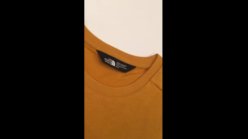 T shirt The North Face Fine 2 CITRINE YELLOY