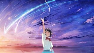 Kimi no nawa   Your name   Твое Имя   beta version   Sony Vegas 17.0 BBC Linear Luma Key