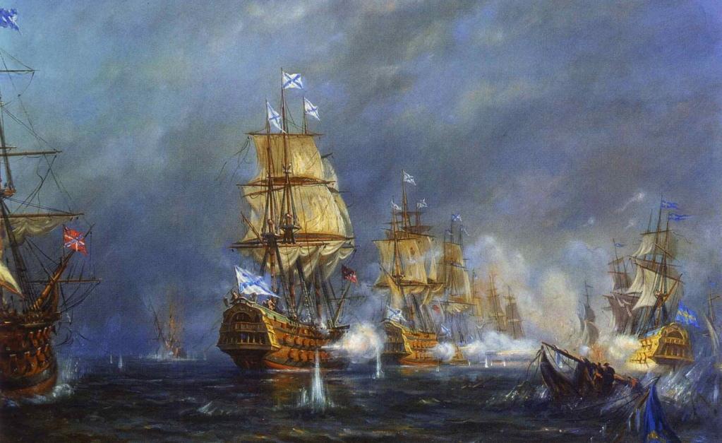 ШВЕДСКАЯ КАМПАНИЯ 1789 ГОДА. ЭЛАНДСКОЕ СРАЖЕНИЕ