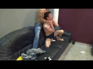 [360]  Muscle master dominates slave (Skybo) (Wrestling)