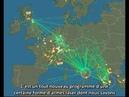 HAARP: Les éclairs instantanés et les Chemtrails