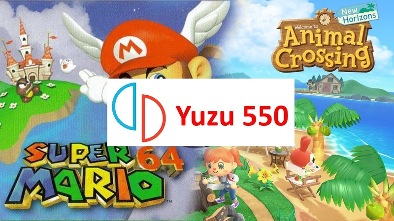 YUZU EARLY ACCESS 550 DOWNLOAD