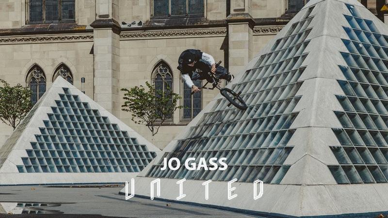 JO GASS - UNITED BMX insidebmx