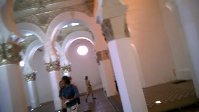 Бывшая синагога в Толедо