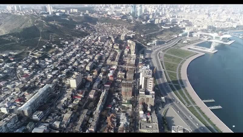 Azerbaijan Baku Drone