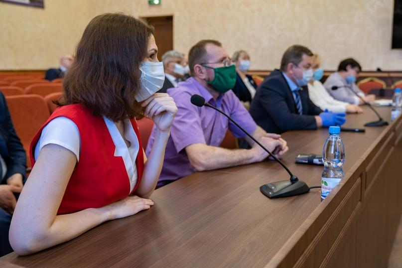 В Ухте с рабочим визитом побывал врио Главы Республики Коми Владимир Уйба, изображение №4