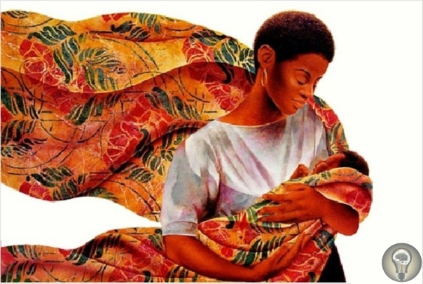 Современный афро -американский художник КИТ ДУНКАН МАЛЕТТ (eith Duncan Mallett
