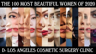 The 100 Most Beautiful Women Of 2020