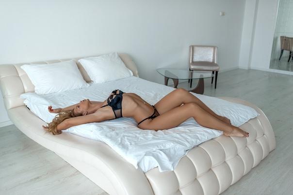 Women Belly Closed Eyes In Bed Pillow Pierc Nsfwonsnap 1