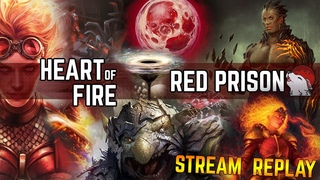 🔥 [Modern] Red Prison - Next Gen of Free Win Red - Koth, Heart of Fire, Transformation Sideboard!