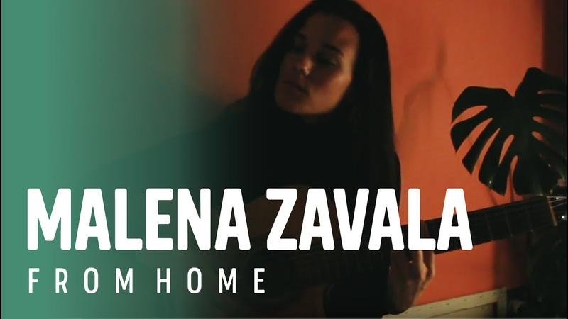 Malena Zavala En La Noche I'm Leaving Home CARDINAL SESSIONS From Home