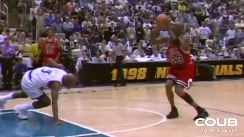 MJ Calls Game For Ring 6 The Jordan Vault