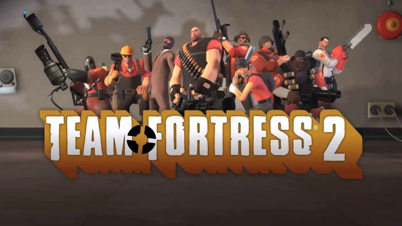 Right Behind You Team Fortress 2
