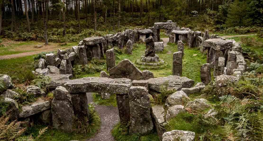 Кельтское святилище