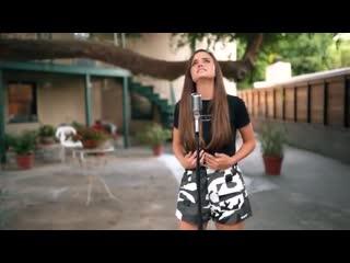 Tiffany Alvord спела вокальный кавер песни Call Your Girlfriend