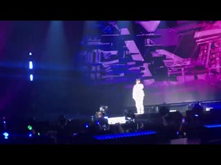 FANCAM 200201 Baekhyun Solo - Betcha @ SuperM: We Are The Future Live in Los Angeles