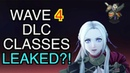 Wave 4 DLC LEAKS NEW Classes Datamined Fire Emblem Three Houses