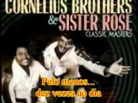 Cornelius Brothers and Sister Rose It`s Too Late To Turn Back Now tradução
