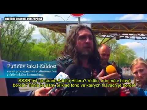 Ruští motorkáři Noční vlci a ruská propaganda