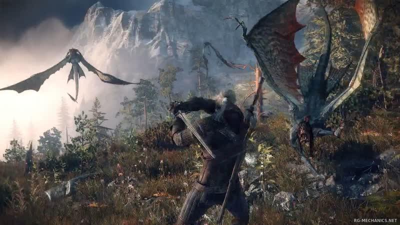 The Witcher 3: Wild Hunt (Ведьмак 3 Дикая Охота) (Стрим 5)
