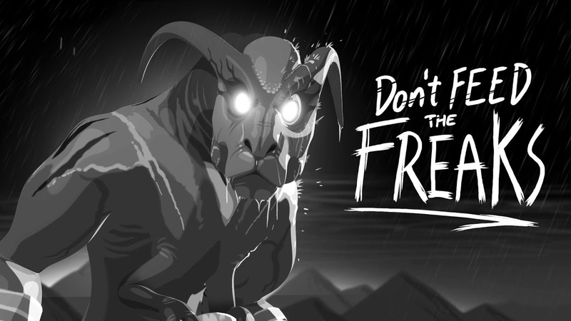 Don't Feed the Freaks Apocalyptic Animated Short Film 2018